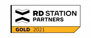Selo Gold | RD Station Partners